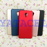 Hard Case Baby Skin Meizu M3 Note Soft Touch Matte Dove Hardcase Gea