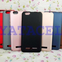 Hard Case Baby Skin Lenovo Vibe C A2020 Soft Touch Matte Dove Gea