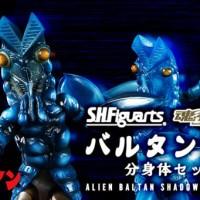 S.H.Figuarts Alien Baltan Shadow Clone Set - Ultraman