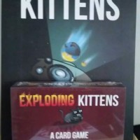 Exploding kittens COMPLETE (Original + NSFW + IMPLODING Expansion)
