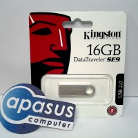 Jual FLASHDISK KINGSTON 16GB USB 2.0 ORIGINAL GARANSI RESMI Murah