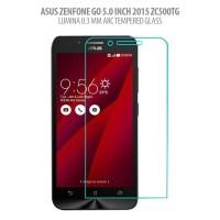 Jual Lumina Arc Tempered Glass Asus Zenfone Go 5 Inch ZC500TG 2015 Murah