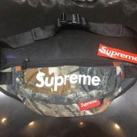 Tas Waistbag Supreme Fashion Distro Pria Import Murah