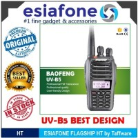 BAOFENG BF UV-B5 Walkie Talkie Dual Band / Radio HT UVB5 Original
