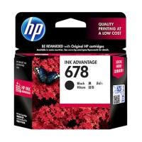 Tinta HP INK 678 Black Cartridge - For 1515, 2545 Original