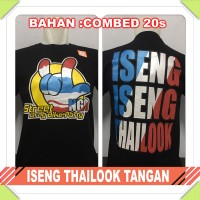 kaos baju distro drag racing ISENG THAILOOK TANGAN COMBED