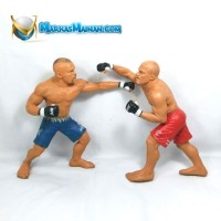 Action Figure UFC Set isi 2