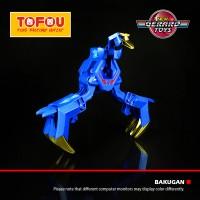 Mainan Bakugan Besar Blue-2 - Loose