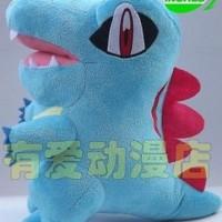 158 - Boneka Totodile 30cm Boneka Pokemon