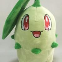 152 - Boneka Chikorita 30cm Boneka Pokemon