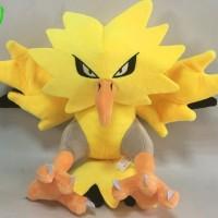 145 - Boneka Zapdos 30cm Boneka Pokemon