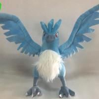 144 - Boneka Articuno 30cm Boneka Pokemon
