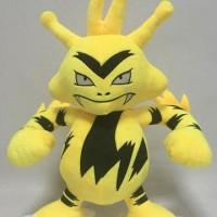 125 - Boneka Electabuzz 30cm Boneka Pokemon