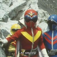 Himitsu Sentai Goranger Teks Indonesia Episode Lengkap Play Dvd