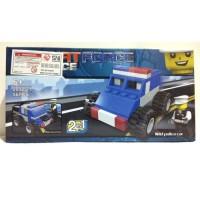 Lego SWAT FORCE - Wild Police Car / lego murah 20025-1