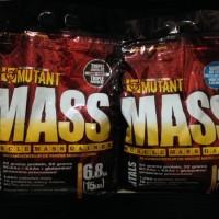 mutant mass mutantmass 15 lbs weight gainer serious carnivor mass