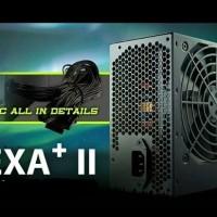 FSP HEXA+ II 400W 80+ / FSP HEXA PLUS II 400W 80+