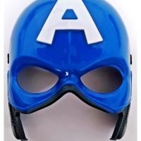 Jual Topeng captain america spiderman ultraman Murah