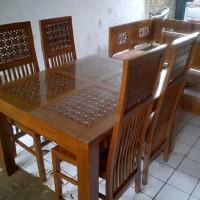 kursi meja makan seribu bunga jati-kursi tamu-sofa-rak-meja