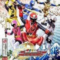 DVD SUPER SENTAI SHURIKEN SENTAI NINNINGER