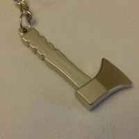 Gantungan kunci Kapak Axe Souvenir Hiasan Pajangan Mainan Unik Aneh