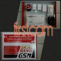 GSM alarm security