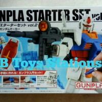 HG Gunpla Starter Set Vol.2 - BANDAI