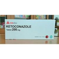 Ketokonazole Ketoconazole 200 mg (Dexa) Box @50 Tablet