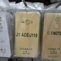 Case Silikon Softcase Anti Crack Hp Samsung J1Ace J1 Ace J110 J 110
