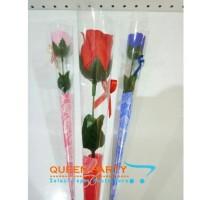 Jual buket bunga merah/ bunga sabun/ hadiah wisuda/ kado / anniversary Murah