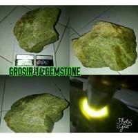 Jual Obral 3.2kg bongkahan giok green sojol hercules asli sulawesi PALU Murah