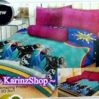 Sprei Lady Rose 180 180x200 Amazing Frozen