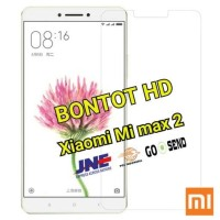 Tempered Glass Anti Gores Kaca Bening Clear Hp Xiaomi Mi max 2 Mi Max2