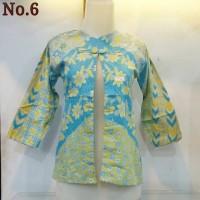 Jual Bolero ABG / Bolero batik murah / Cardigan batik / Blazer batik Murah