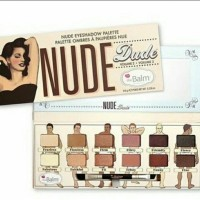 Jual Eyeshadow  The Balm  Nude dude Murah