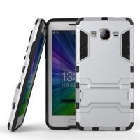 Samsung Galaxy J2 Prime Hybrid Armor Kickstand Hard Case Casing Cover