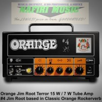 Amplifier gitar Orange Jim Root Terror / Orange #4 Jim Root Signature