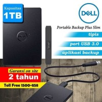 Dell Portable Backup Hard Drive 1Tb - External Hdd Dell - Made By