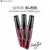 [TONY MOLY] Tony Tint Delight - 100% Original - Best Seller Lip Tint
