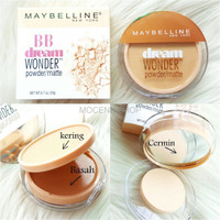 PROMO MAYBELLINE DREAM WONDER POWDER MATTE TERMURAH
