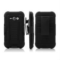 Case Belt Clip Samsung J1 Ace J110/Dompet/Sarung/Hp/Tas/Ikat Pinggan