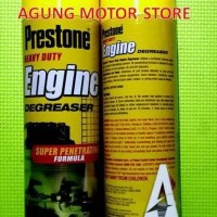 Engine Degreaser Heavy Duty Prestone ( 500 Ml )