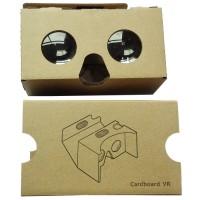Jual Google Cardboard VR 2nd Generation up to 6 Inch (big lens) Murah Murah