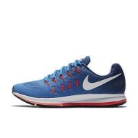 Sepatu Lari Nike Air Zoom Pegasus 33 Blue Original 831352-403