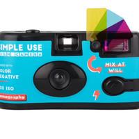 Lomography Simple Use Camera CN400 Disposable Camera
