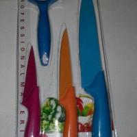 Jual Kitchen Knife Set / Kitchen Knife As See on TV / Pisau Berkualitas Murah