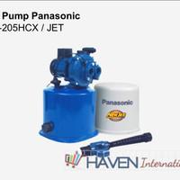 [MURAH] Pompa Air Jet Pump Panasonic GF 205HCX / Auto