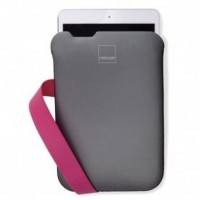 Jual Acme Made Skinny Sleeve for iPad Mini with Retina Gray/Pink Murah