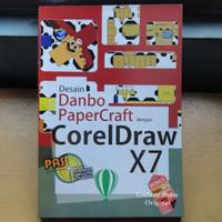 Jual PAS: Desain Danbo PaperCraft Dengan CorelDraw X7 Murah