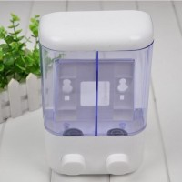 Dispenser Sabun 2 Tabung ( 2 in 1 Soap Dispenser )